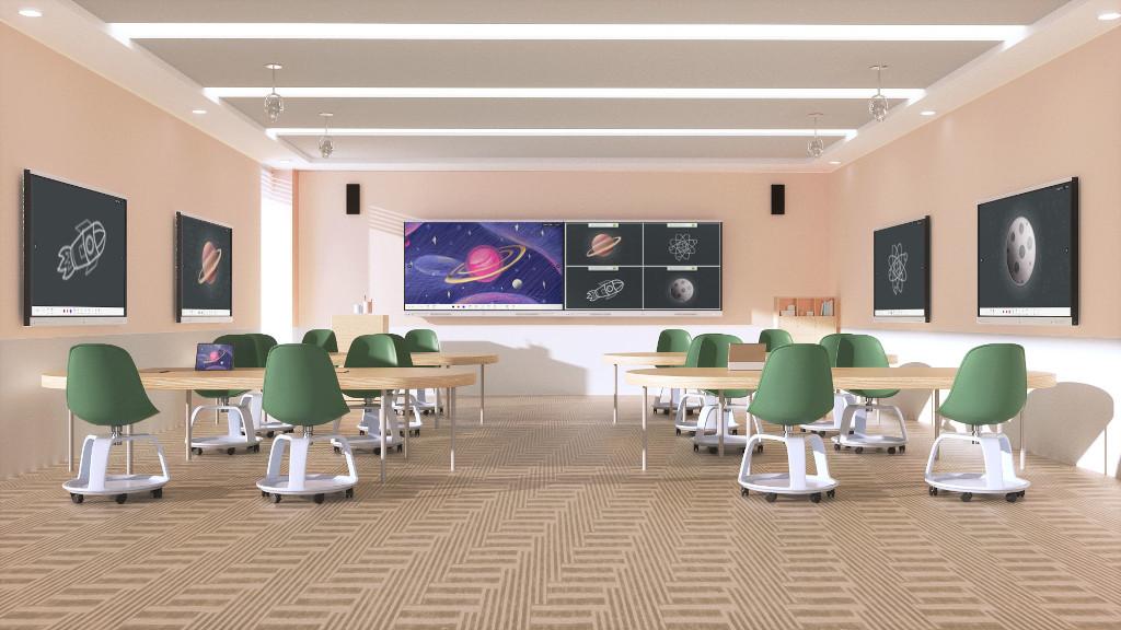 Многофункциональная интерактивная коммуникационная панель Huawei IdeaHub Board Edu